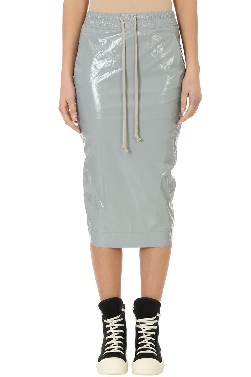 DRKSHDW Drawstring Pillar Skirt