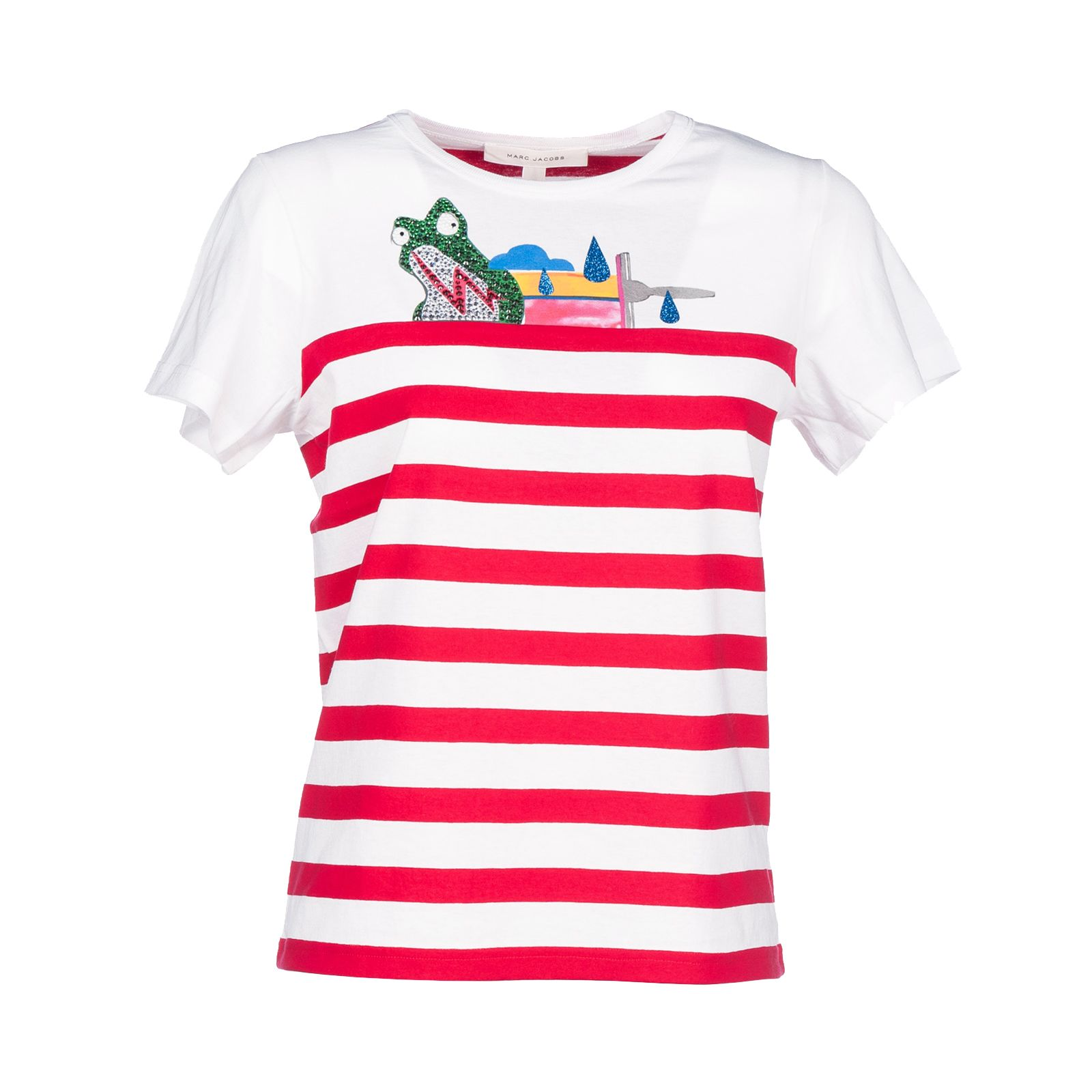 Marc Jacobs Striped T-shirt