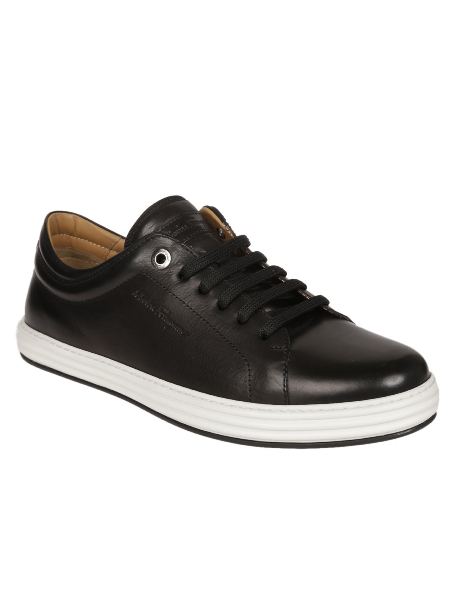 Salvatore Ferragamo Newport Sneakers