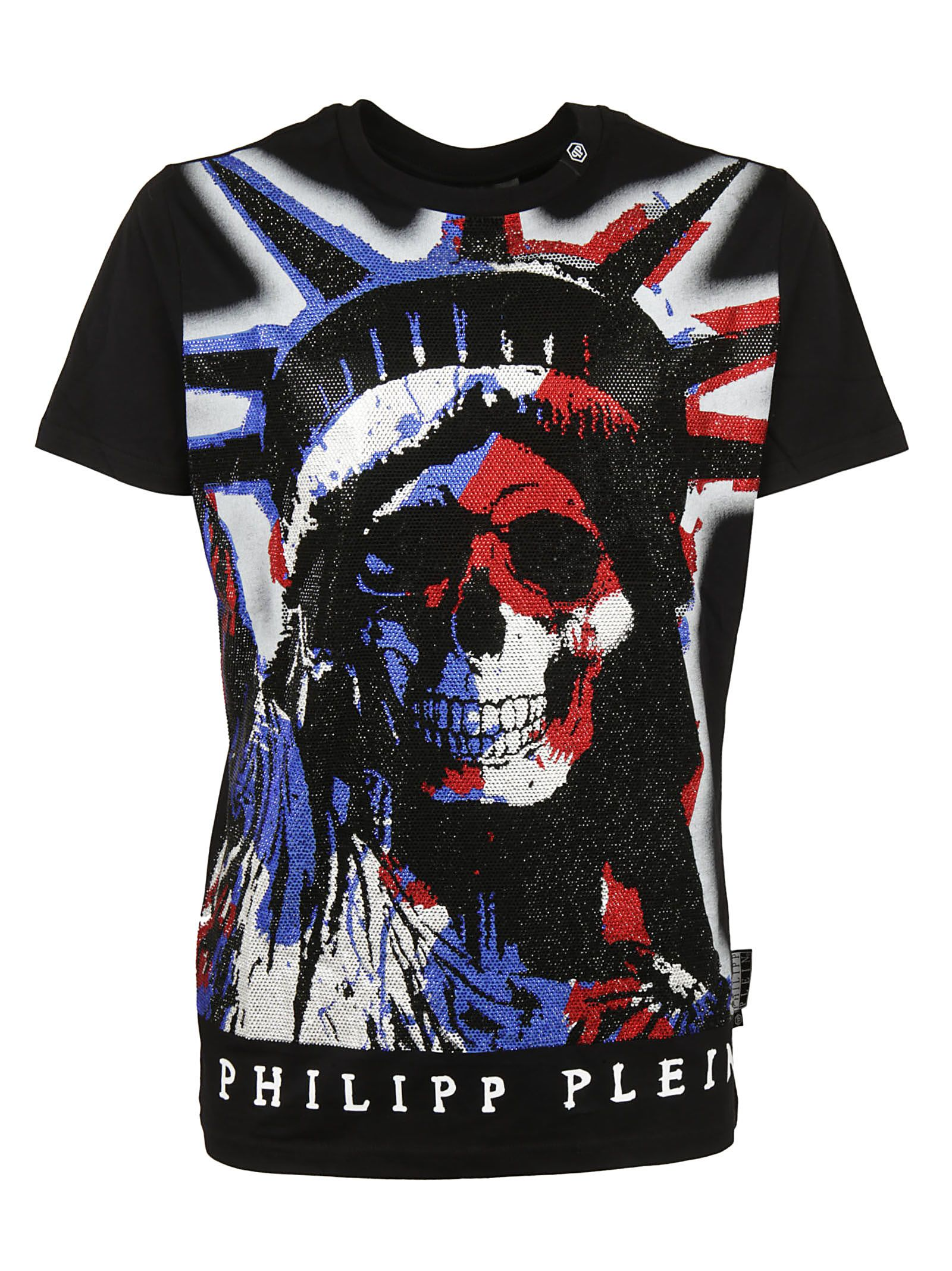 Philipp Plein Printed T-shirt