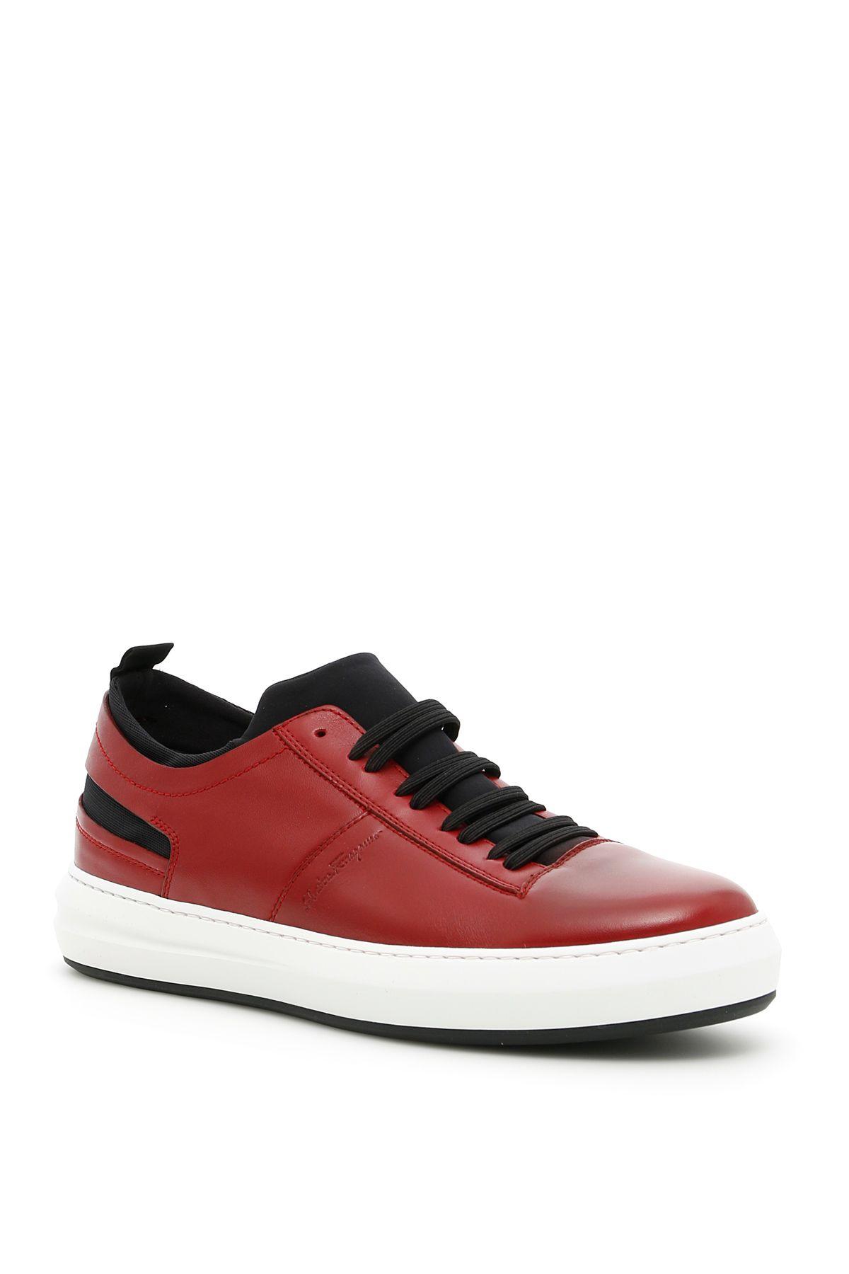 Nappa Desert Sneakers