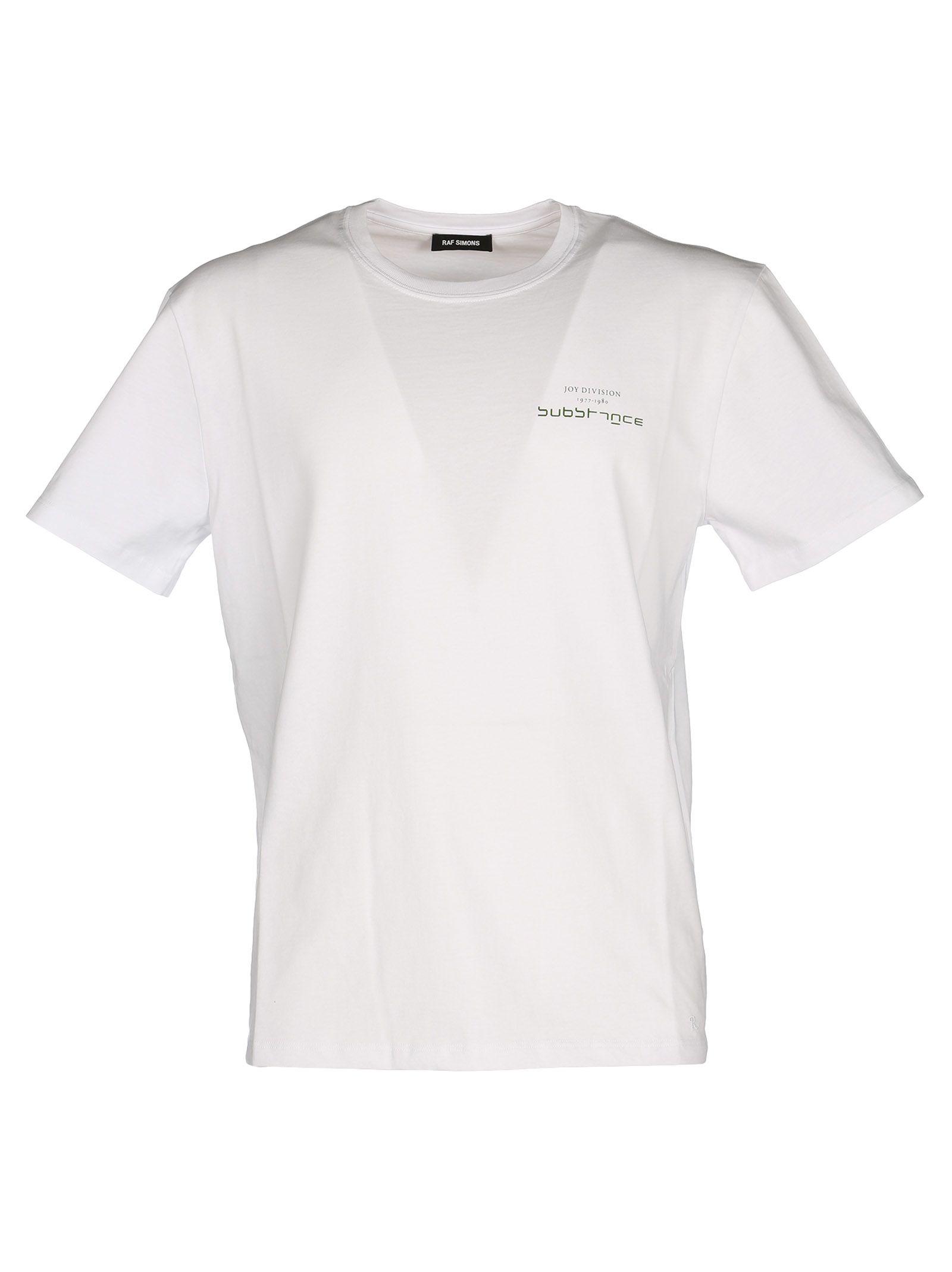 Raf Simons Joy Division T-shirt