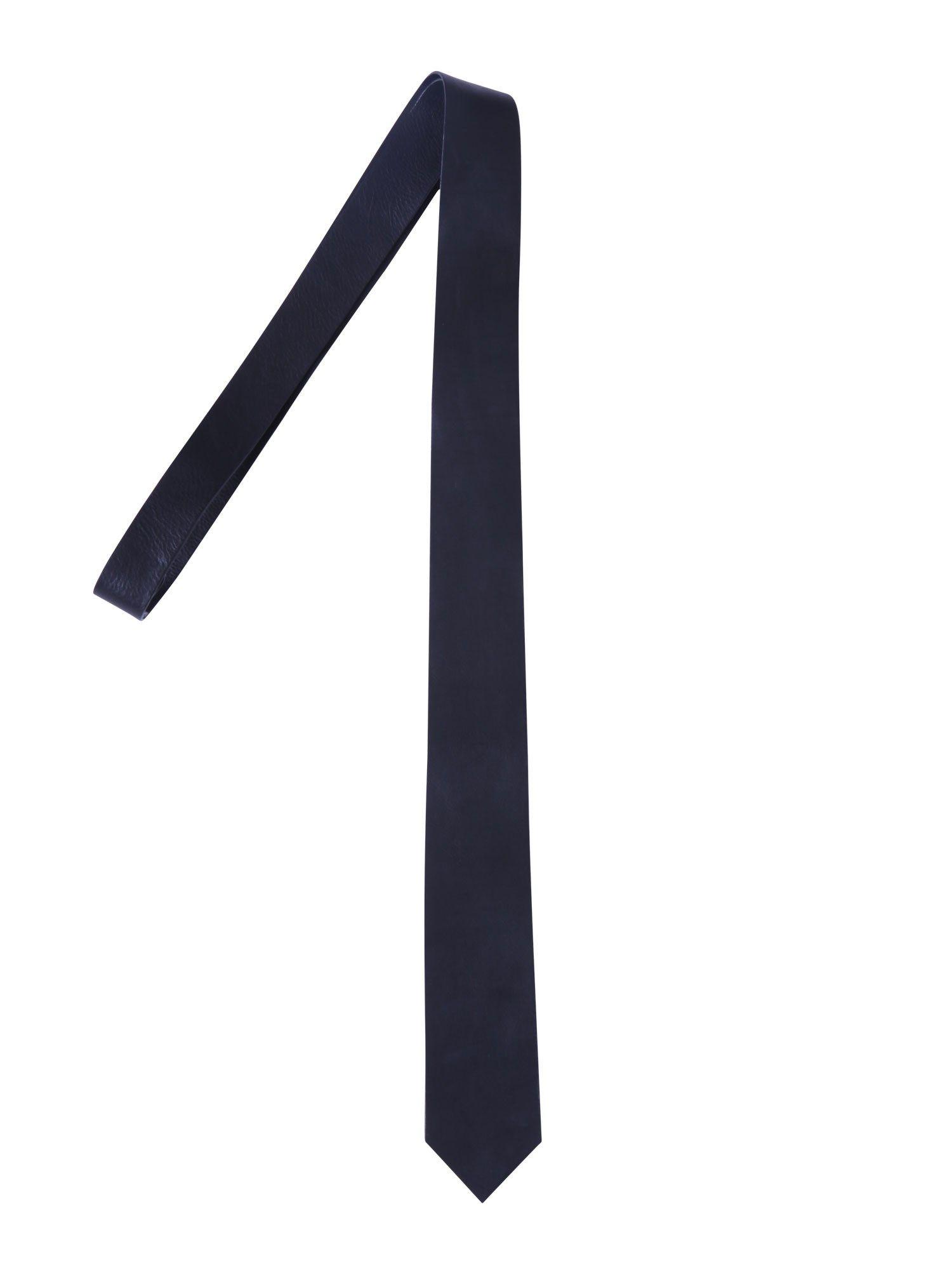 Leather Tie