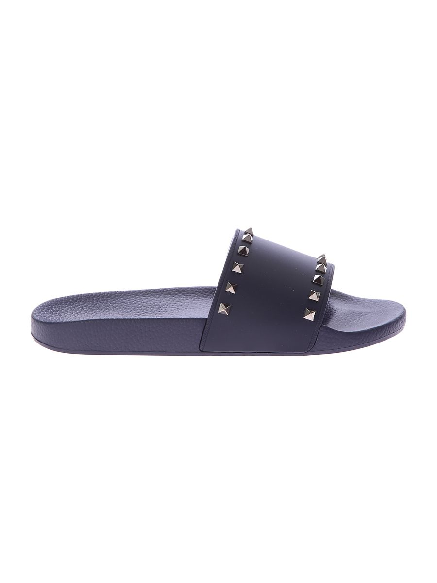 Studded Rubber Sandals