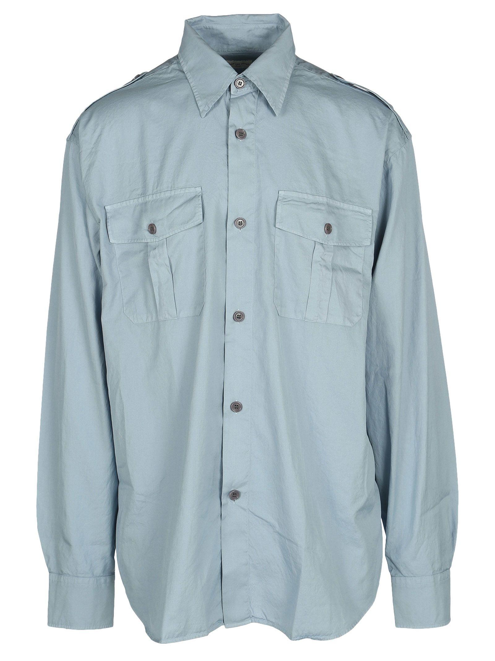 Dries Van Noten - Balloon Sleeve Shirt