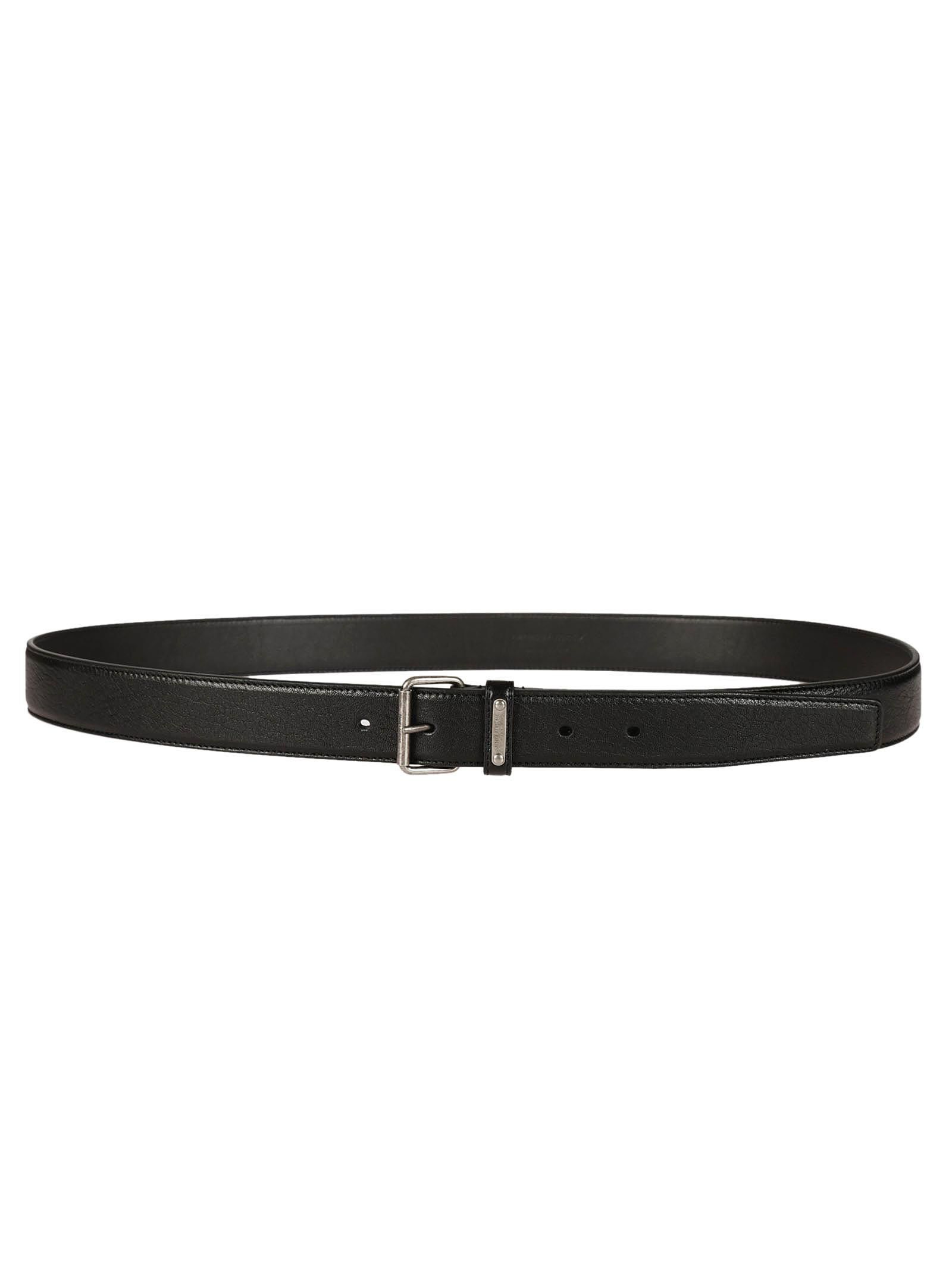 Saint Laurent Classic Belt
