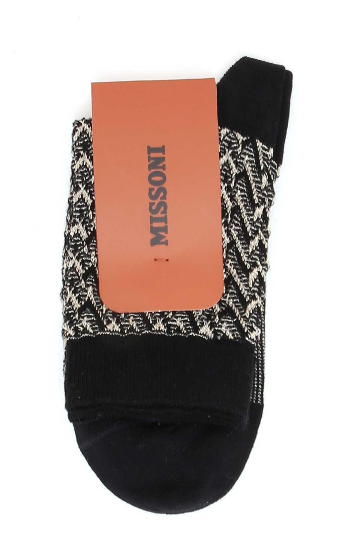 Missoni Missoni Multicolor Short Socks
