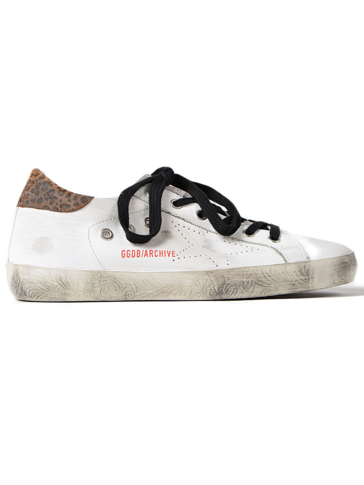 Golden Goose Sneakers Superstar Leo Skate
