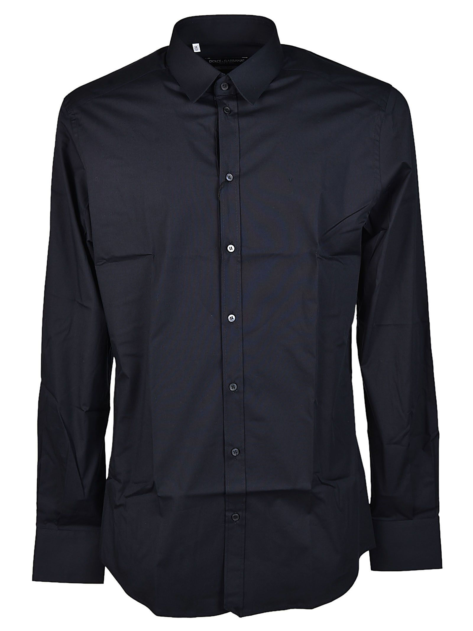 Dolce & Gabbana Classic Fitted Shirt