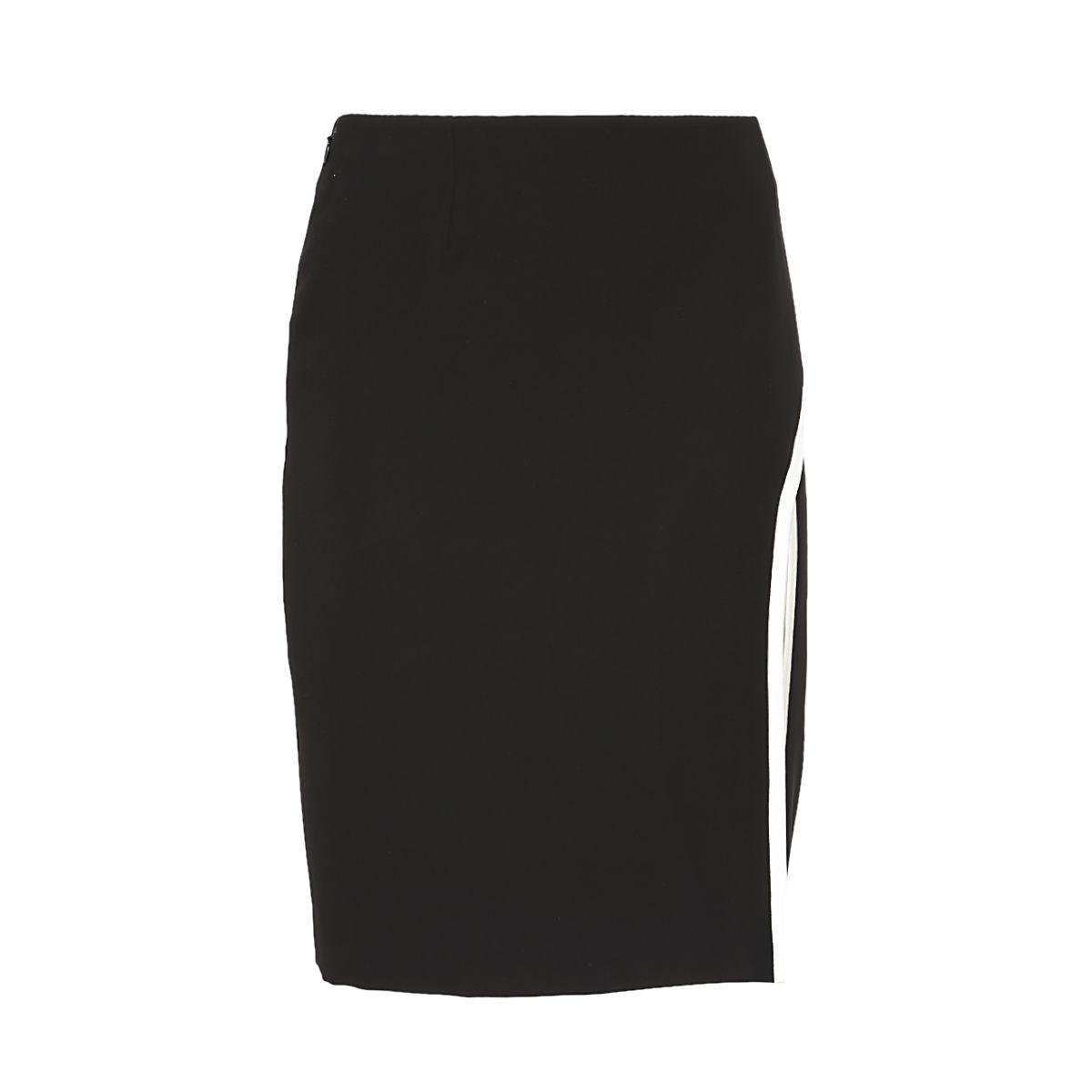 Lanvin Side Slit Skirt