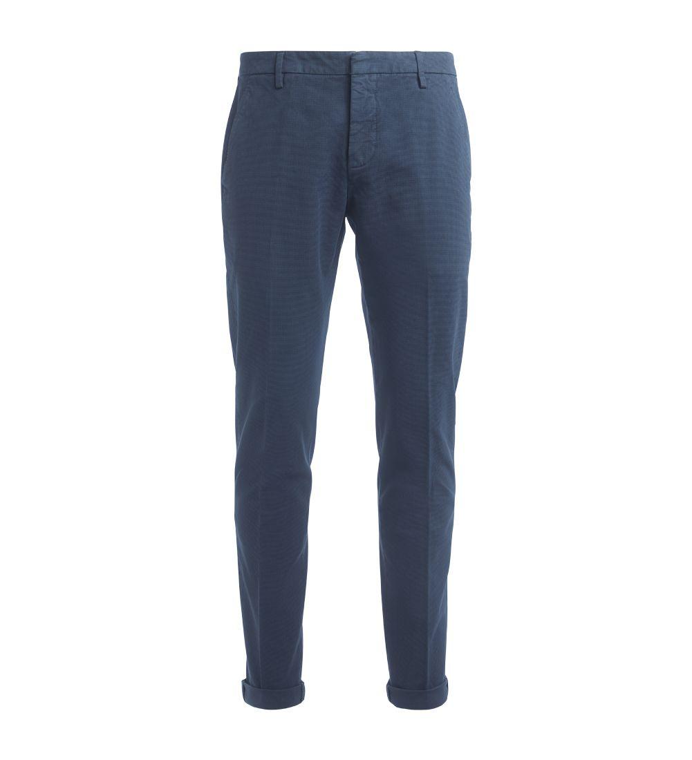 Dondup Gaubert Grey Anthracite Trousers