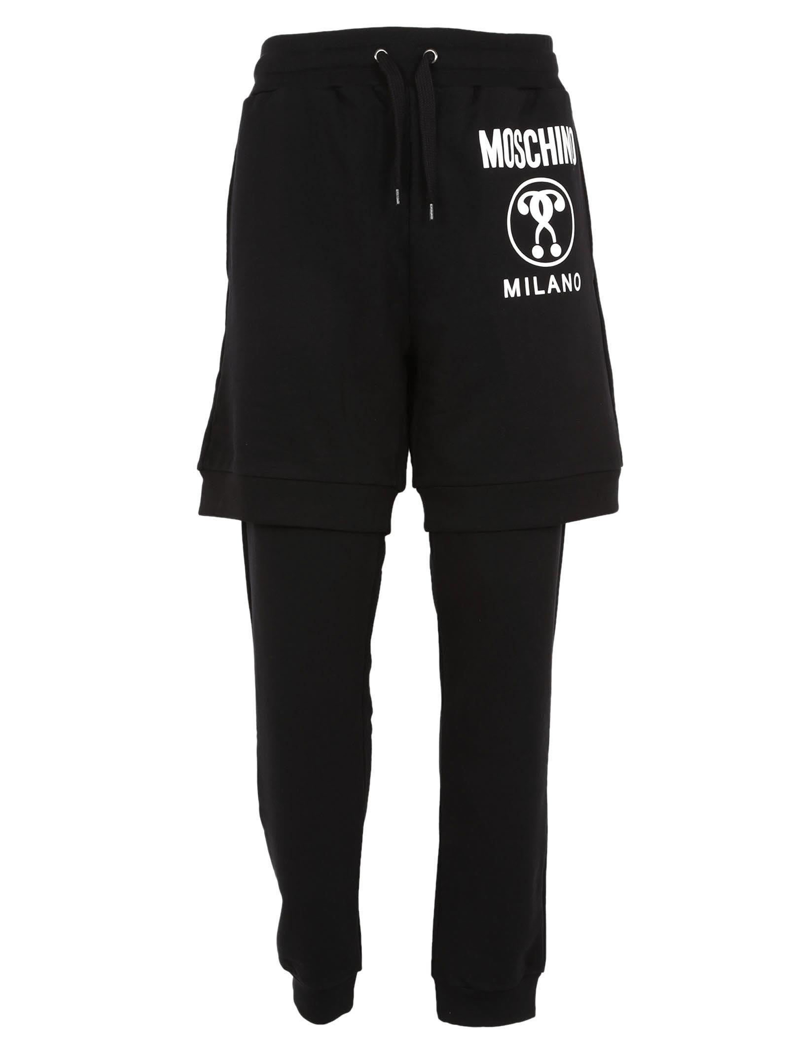Moschino Layered Track Pants