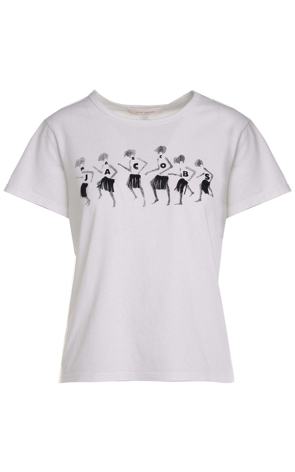 Marc Jacobs Dancing Cotton T-shirt