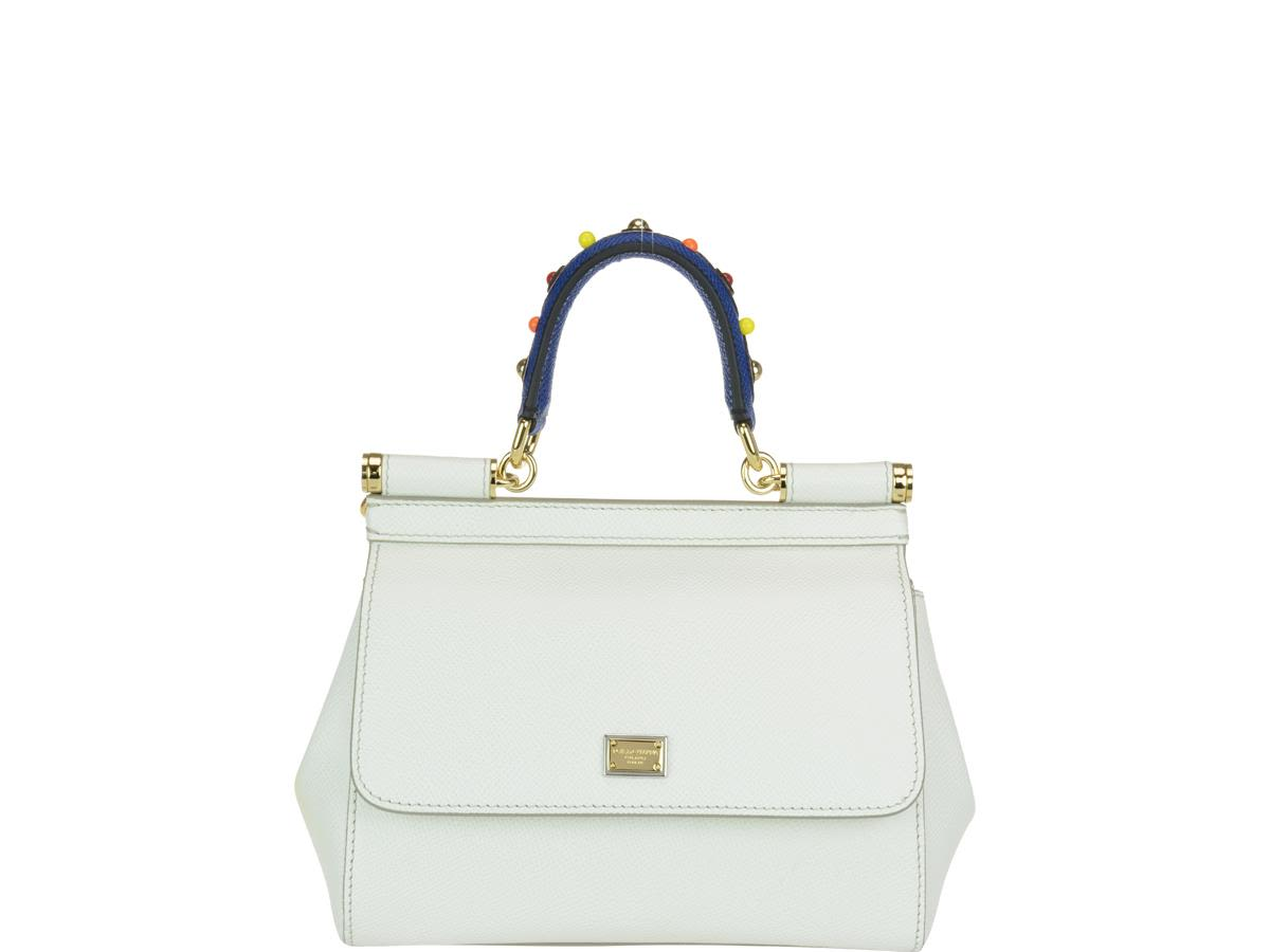 Dolce & Gabbana Small Sicily Bag
