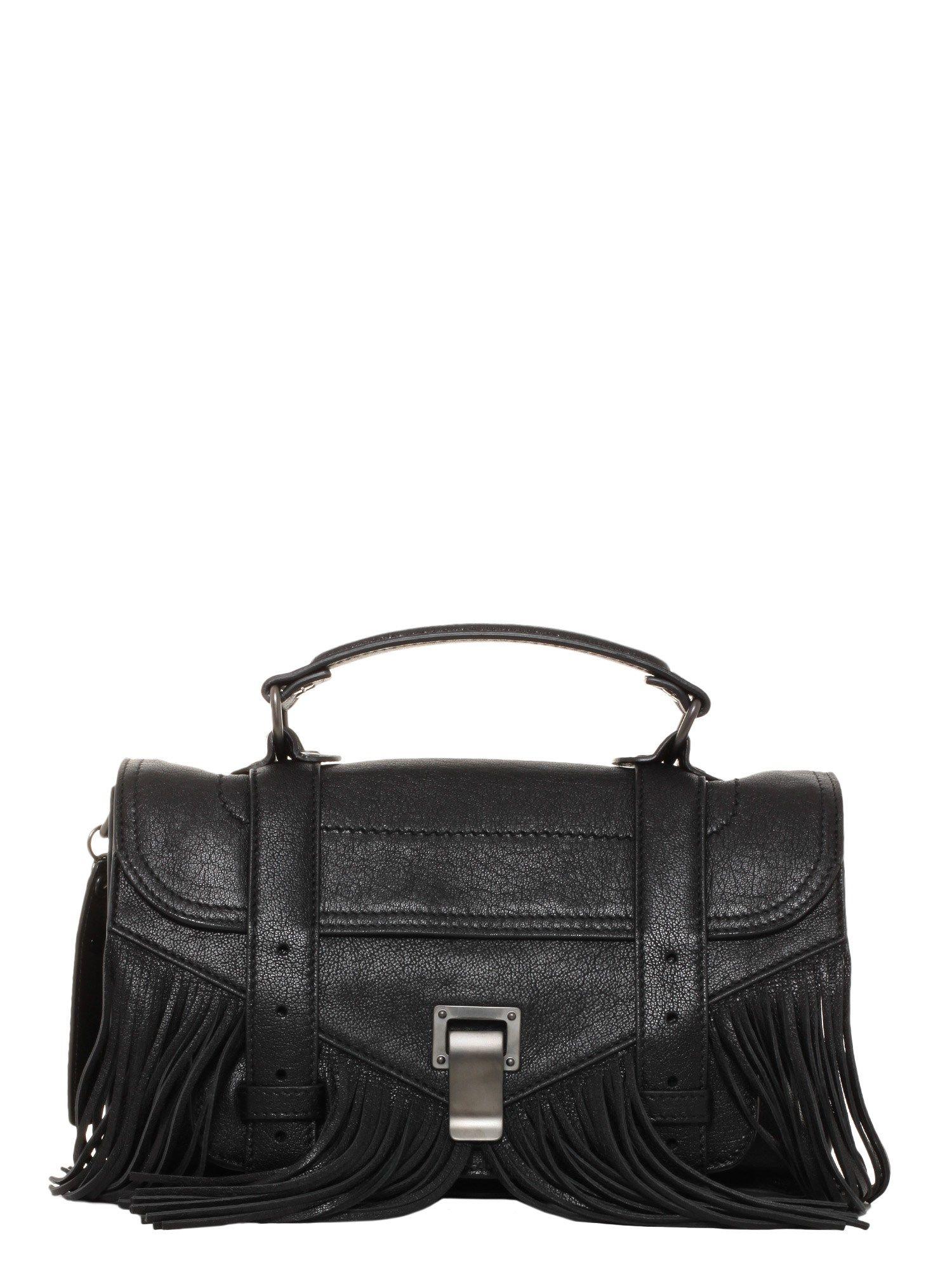 Fringed Ps1 Tiny Bag