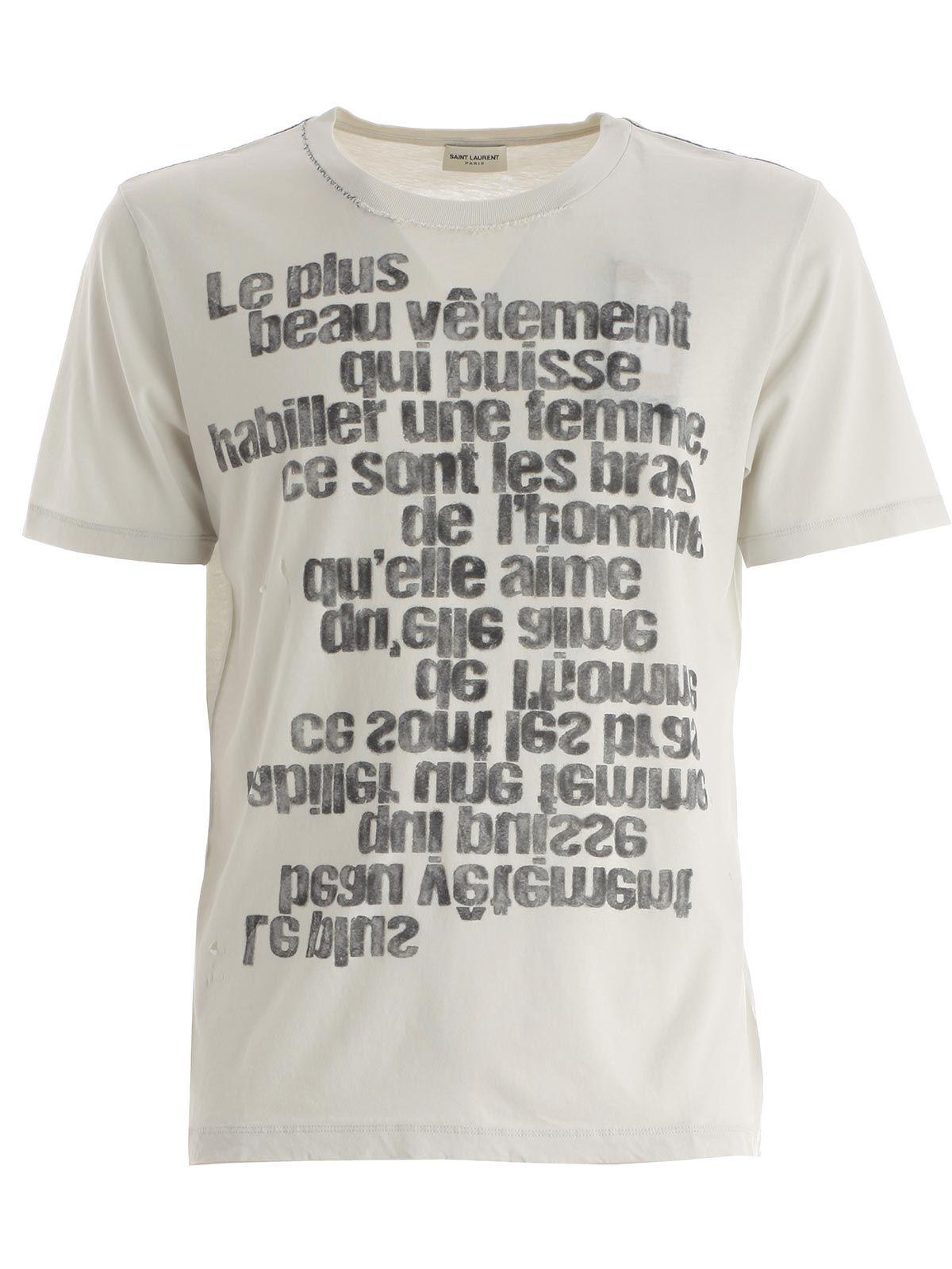 Saint Laurent Top
