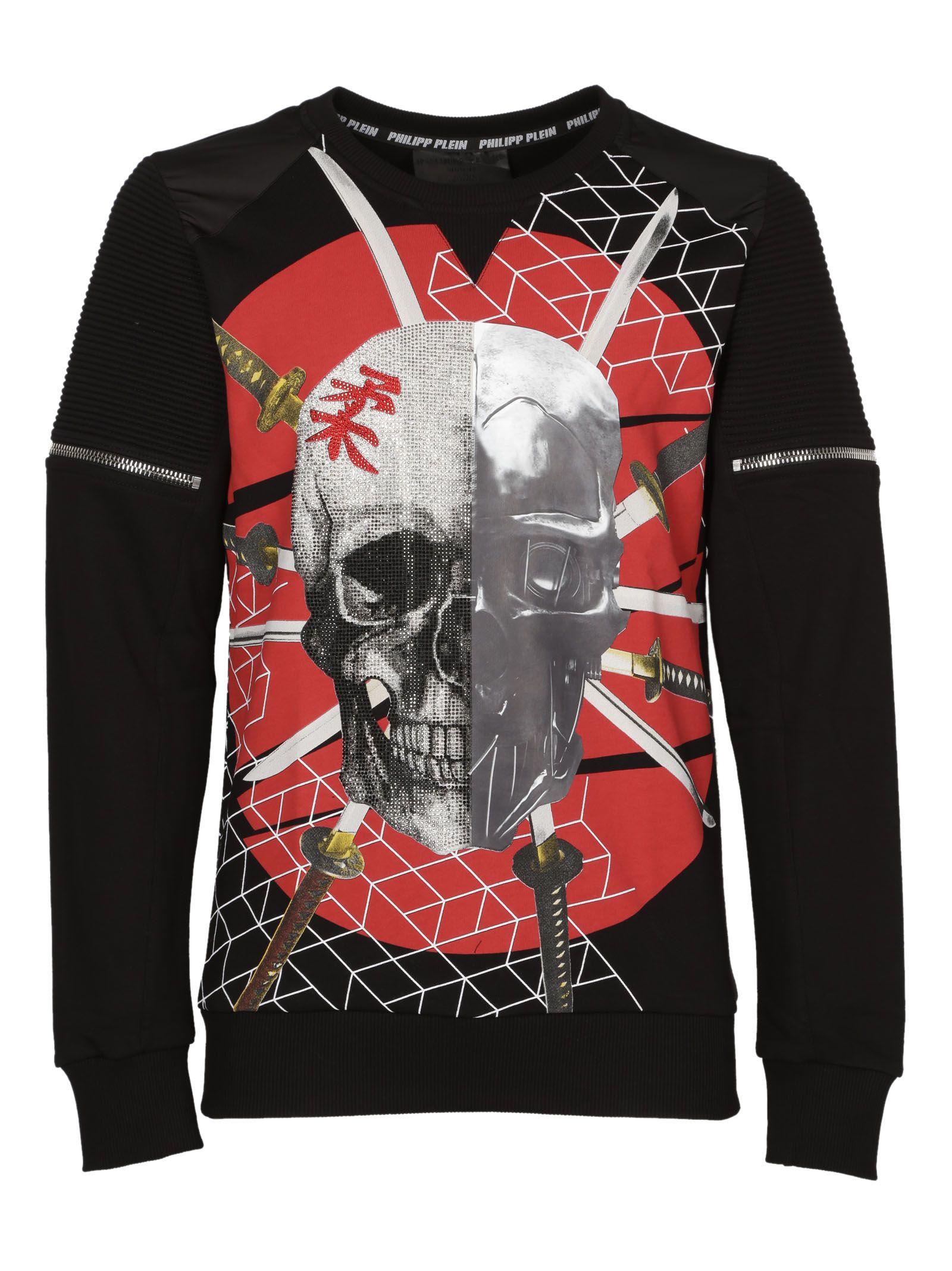 Philipp Plein Ls Appear Sweatshirt