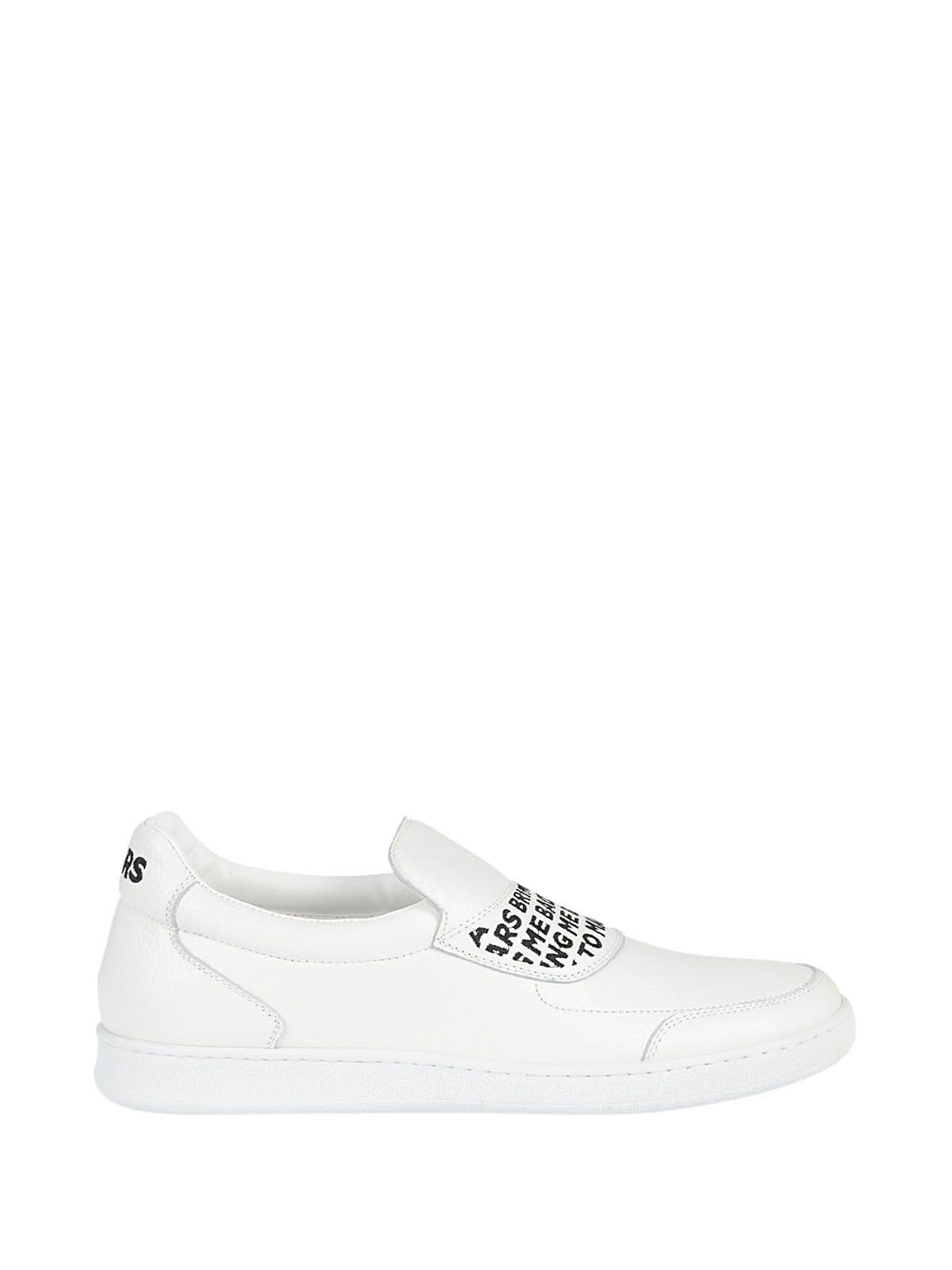 Joshua Sanders Mars Sneakers
