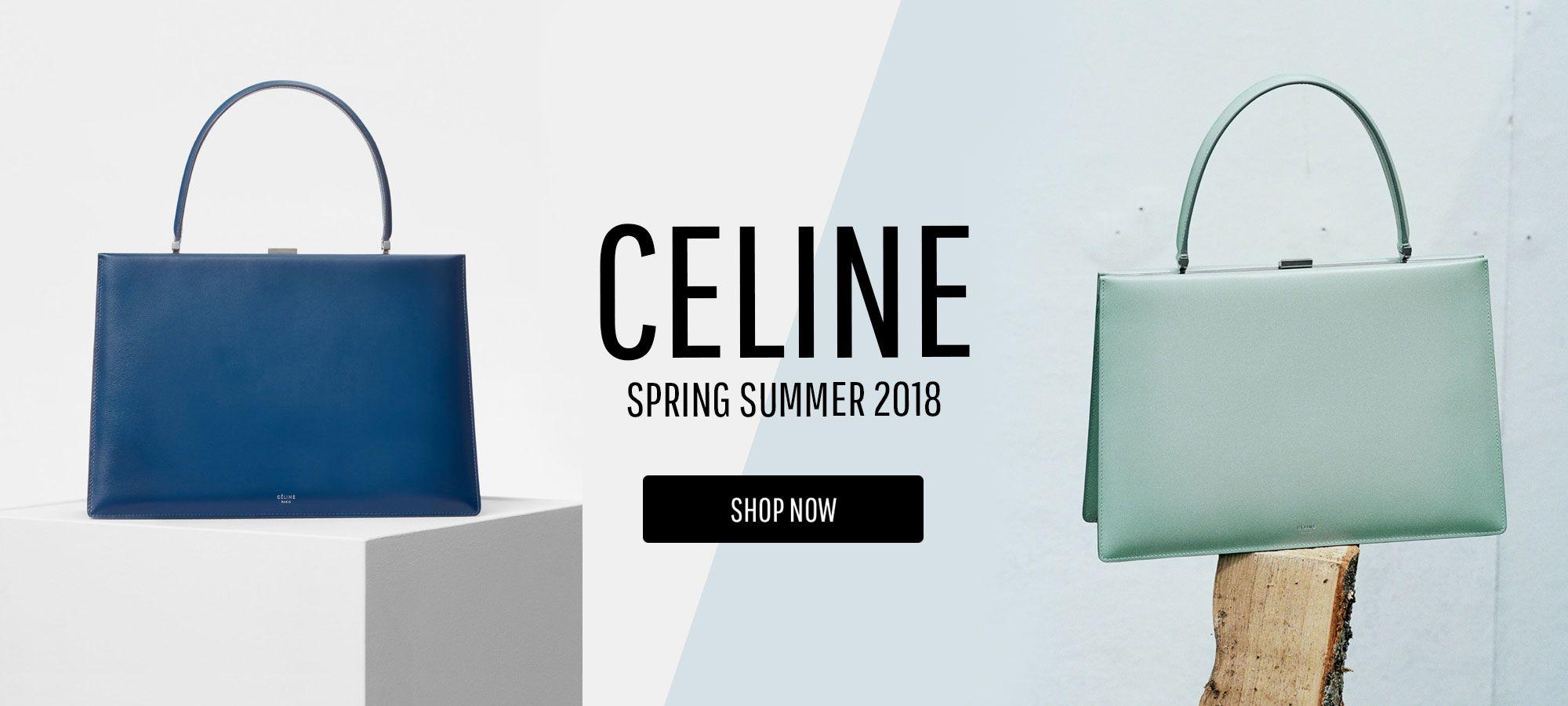 Celine Women - Spring Summer 2018