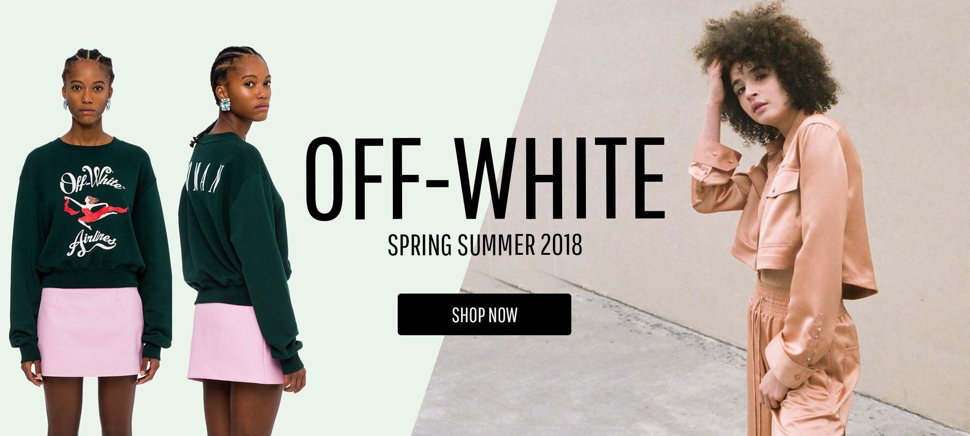 Off-White Women - Spring Summer 2018
