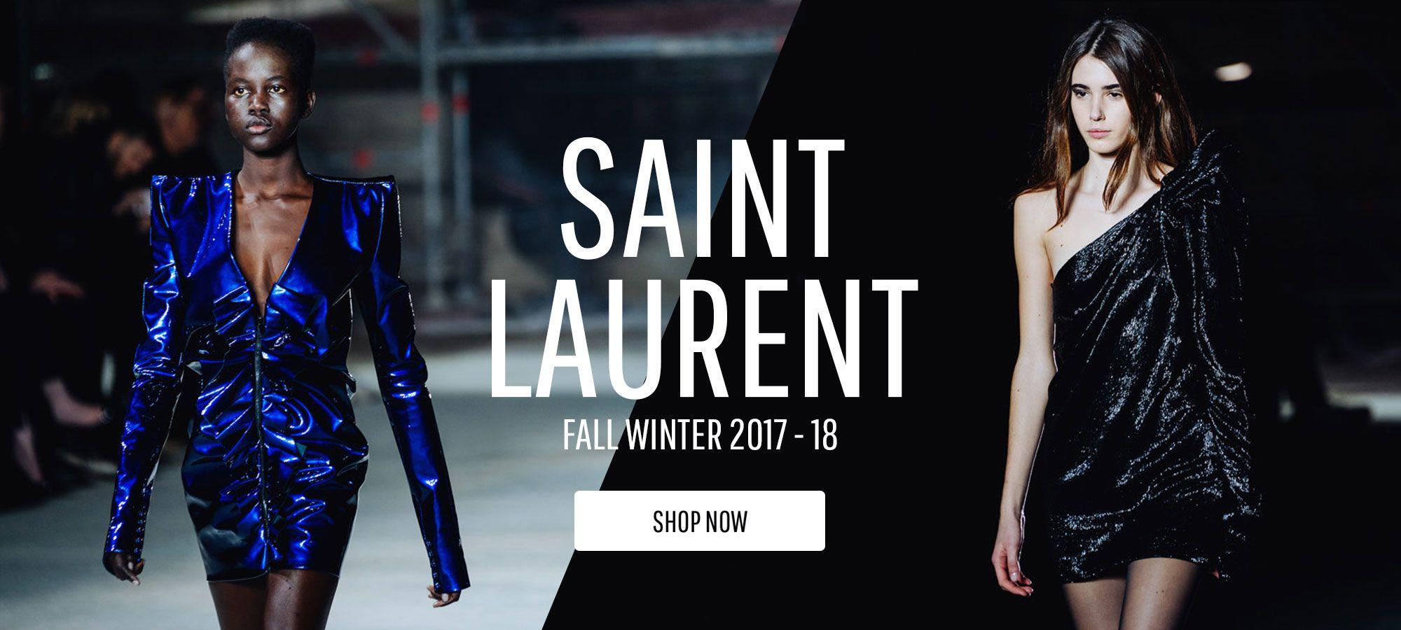 Saint Laurent Women - Fall Winter 2017