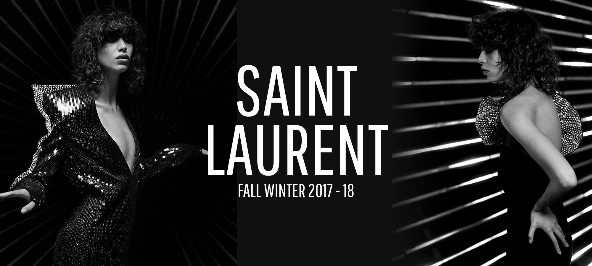 Saint Laurent Women - Fall Winter 2017