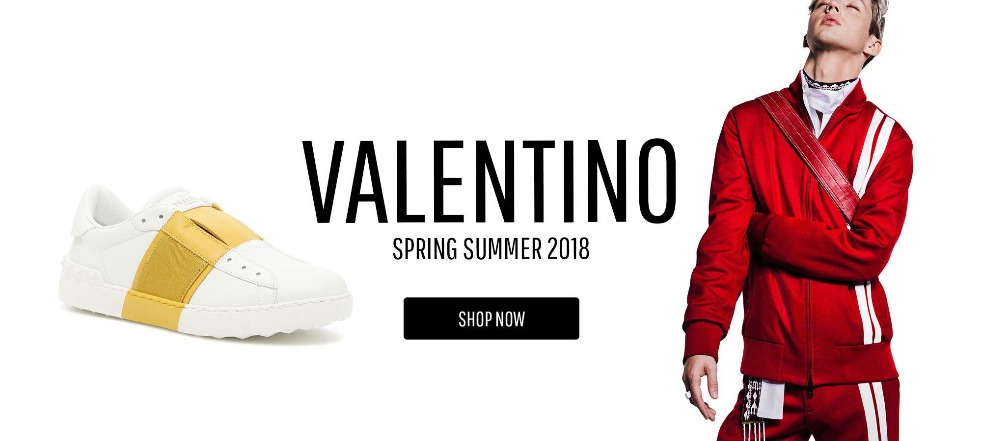 Valentino Men - Spring Summer 2018