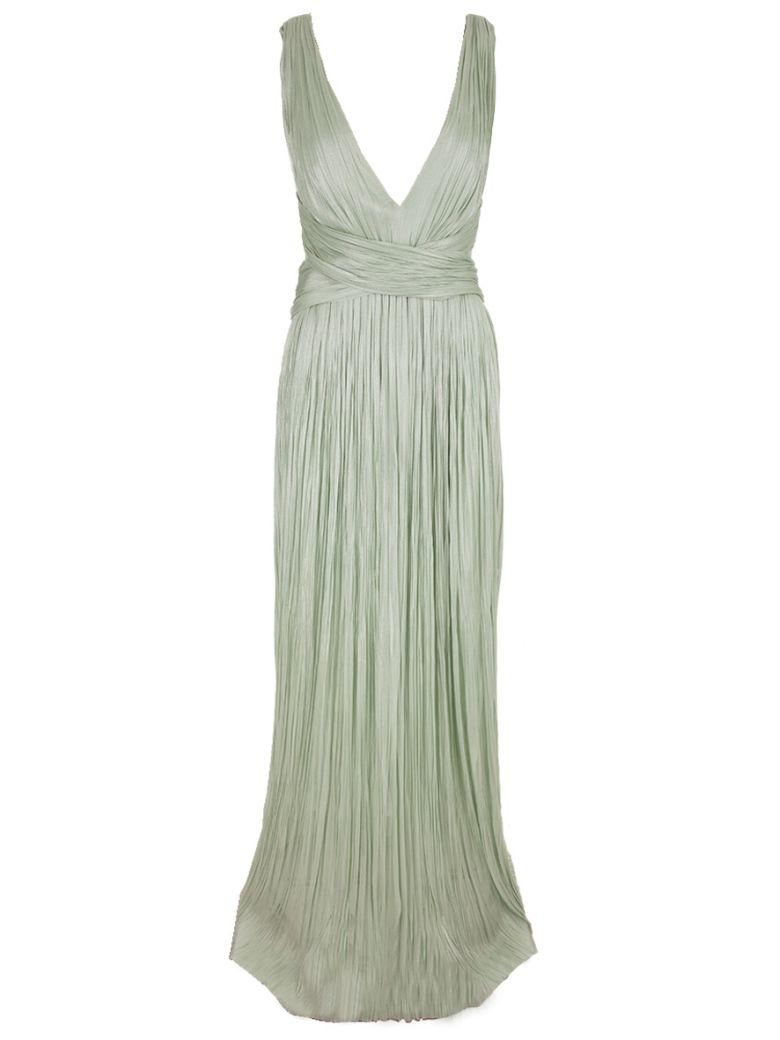 Green Blossom long dress Maria Lucia Hohan l65f0TsDN