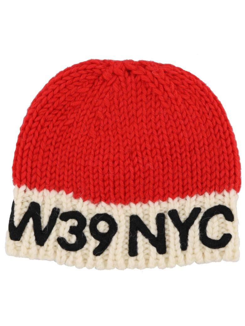 LOGO WOOL HAT
