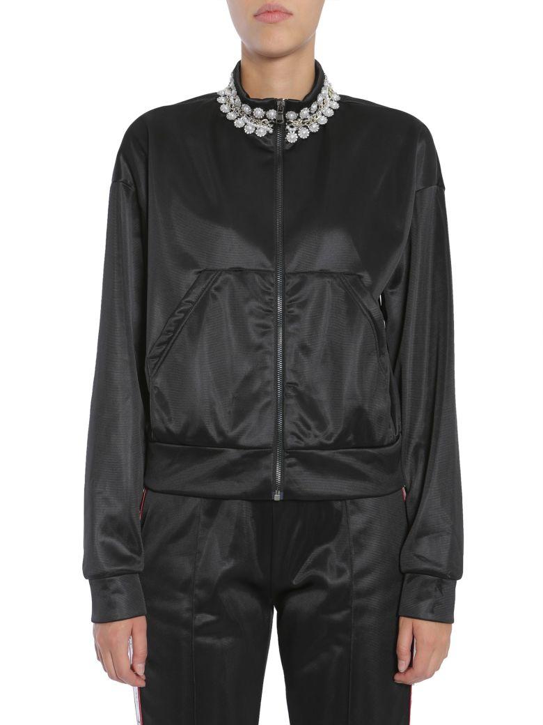 "FORTE COUTURE ""Honour"" Sweatshirt in Black"