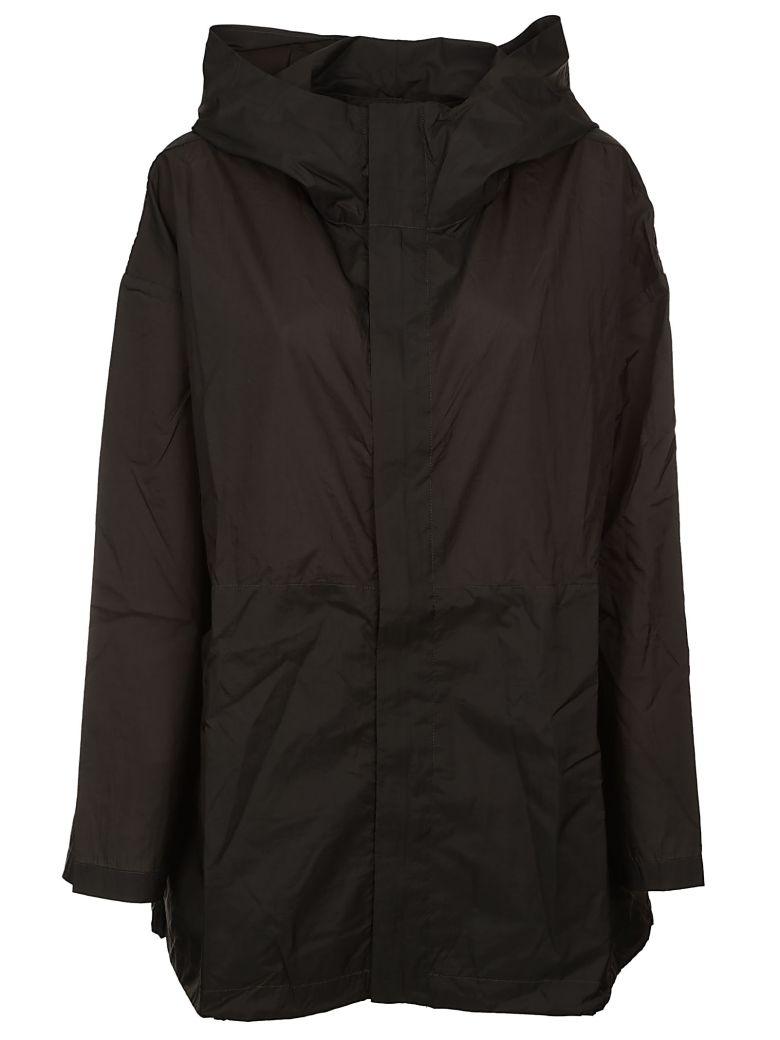 PLANTATION Hooded Jacket in Black
