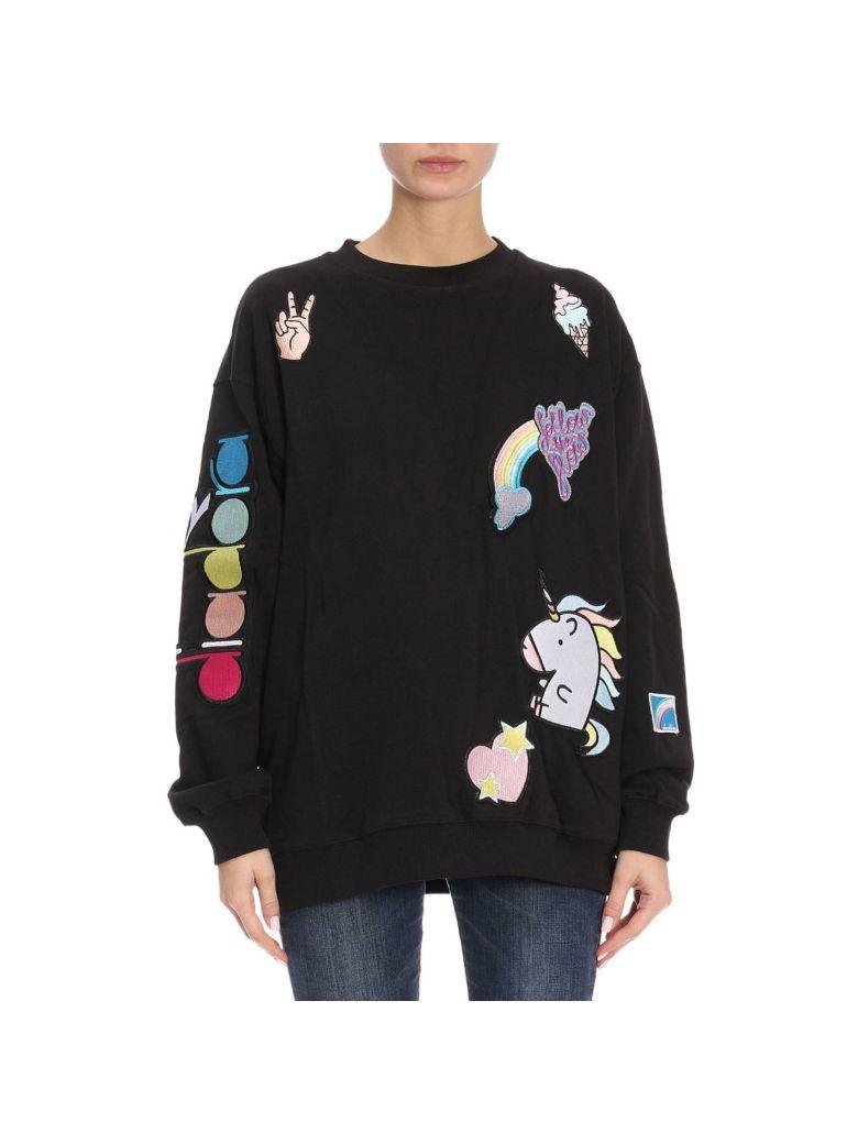 Sweater Sweater Women Diadora Heritage, Black