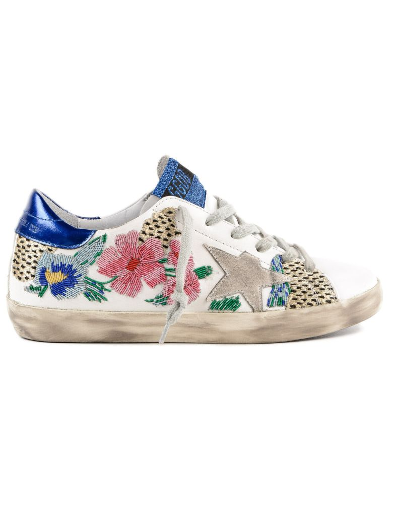 SNEAKERS SUPERSTAR FLOWER LEO