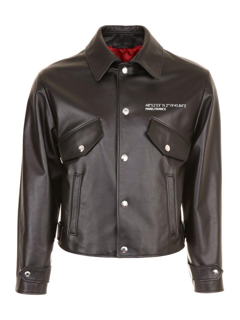 Valentino  Valentino Anywhen Leather Jacket
