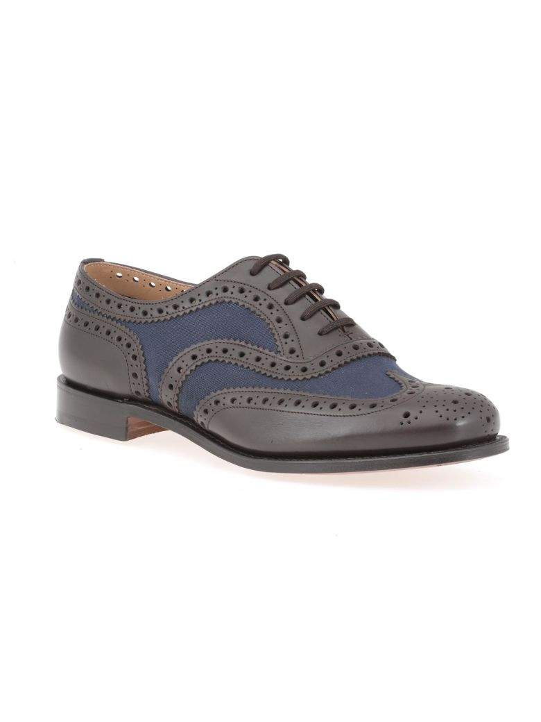 CHURCH'S BURWOOD H LACE UP SHOE