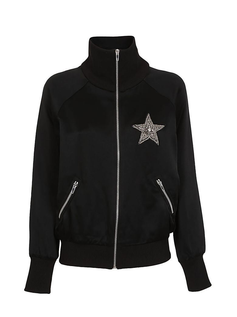 STAR APPLIQUE JACKET