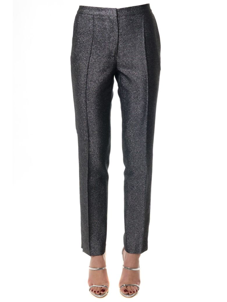 LUREX TAILORED TROUSERS