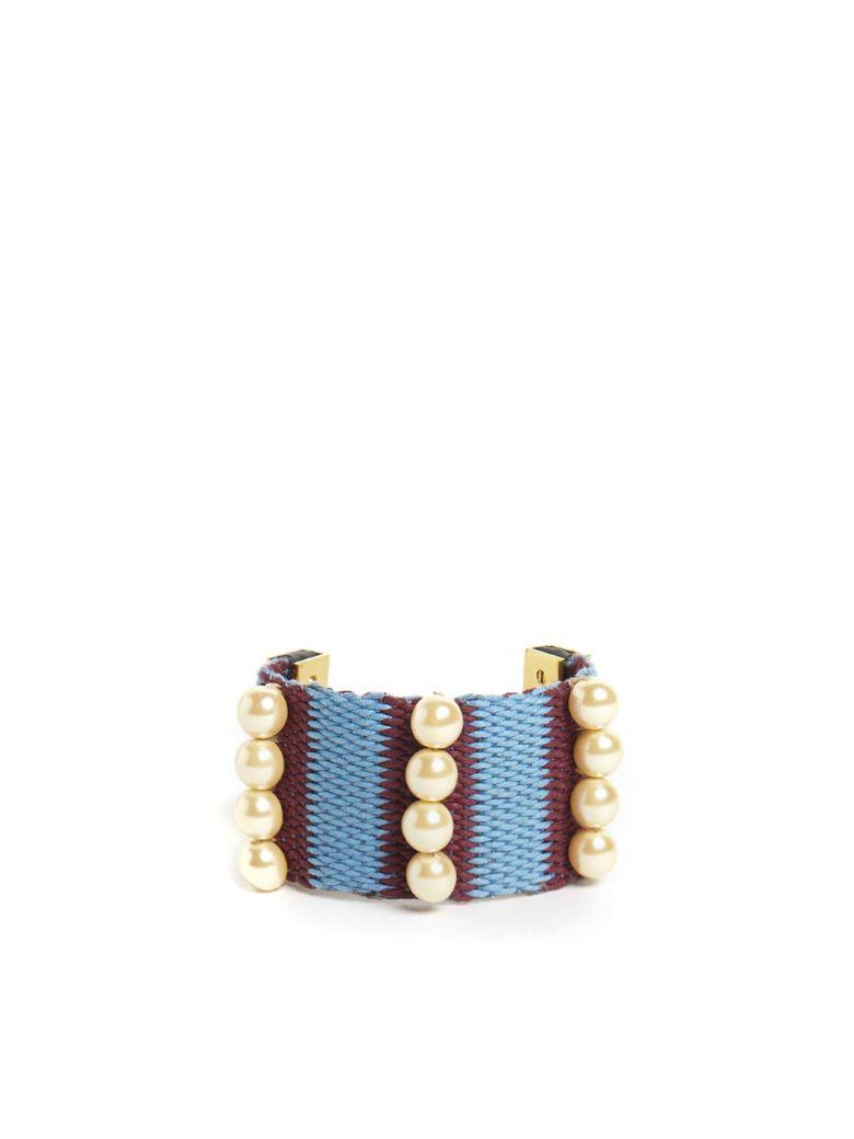 Marni woven striped bracelet - Multicolour MxwrhW