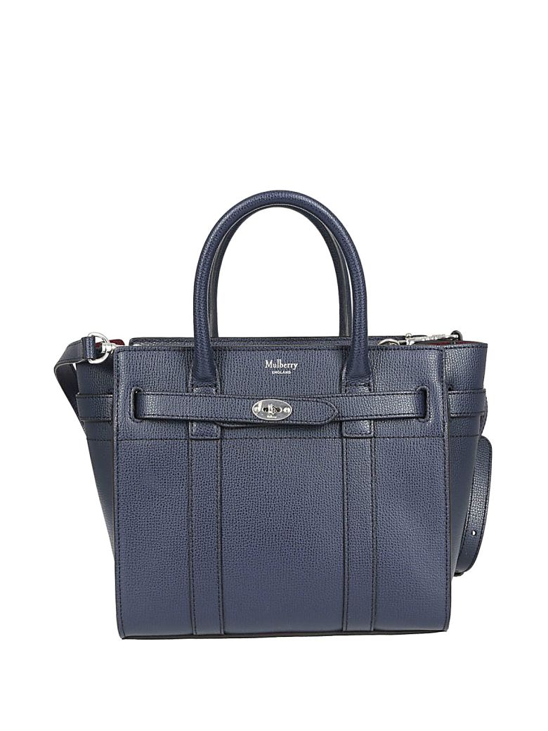 Mulberry LOGO EMBOSSED TOTE