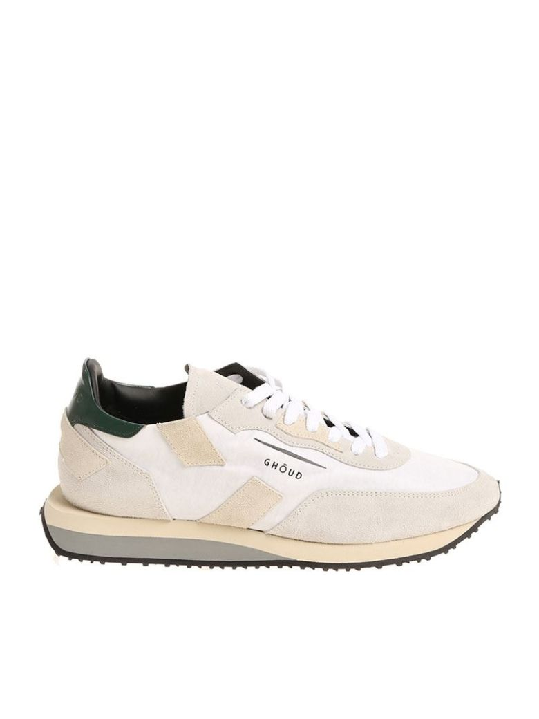 GHOUD SNEAKERS LEATHER RUSH LOW