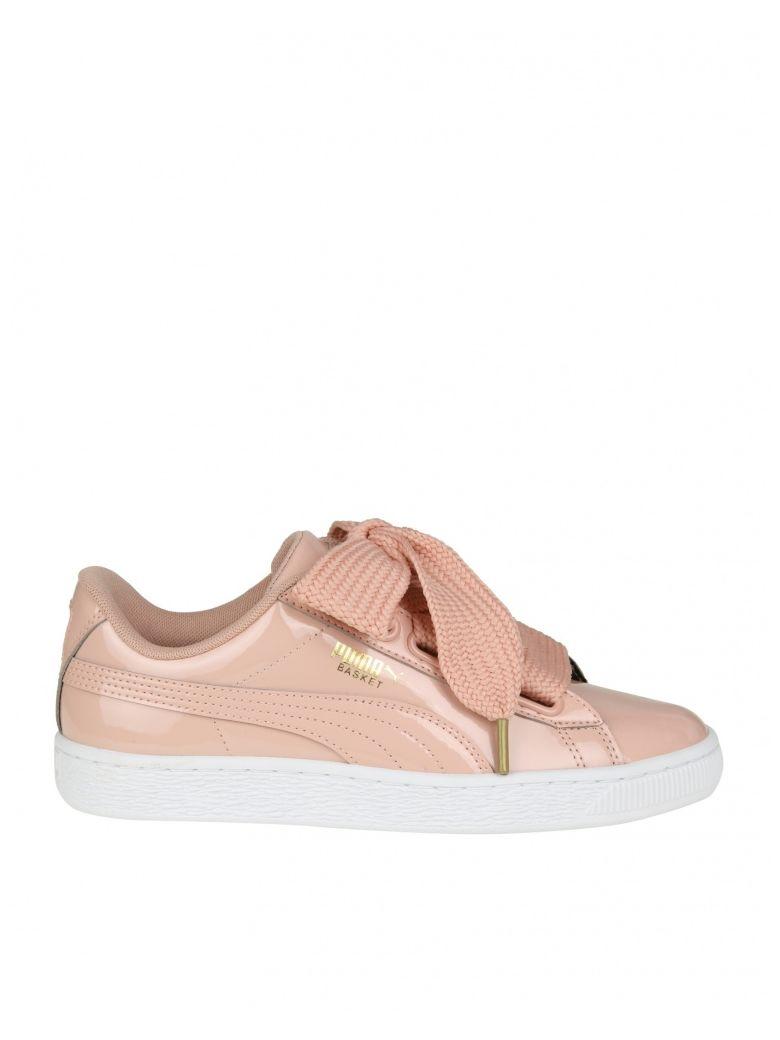 puma sneakers basket heart