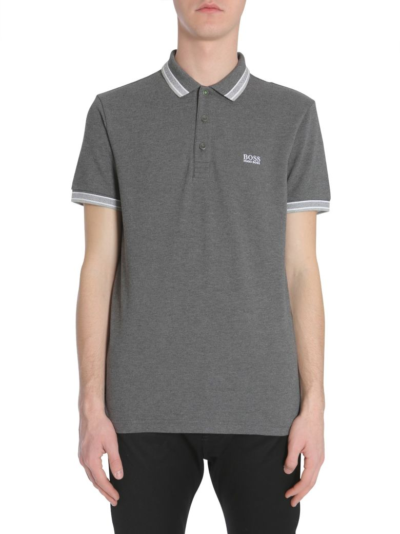 new list pretty cheap new style Paddy Polo Shirt, Grigio