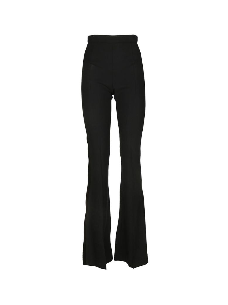 LIGHT FLAIR PIPE TROUSERS