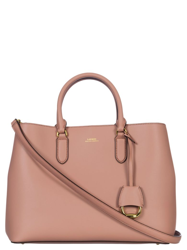 460409a0dbc Ralph Lauren Marcy Bowling Bag In Rose-Smoke   ModeSens