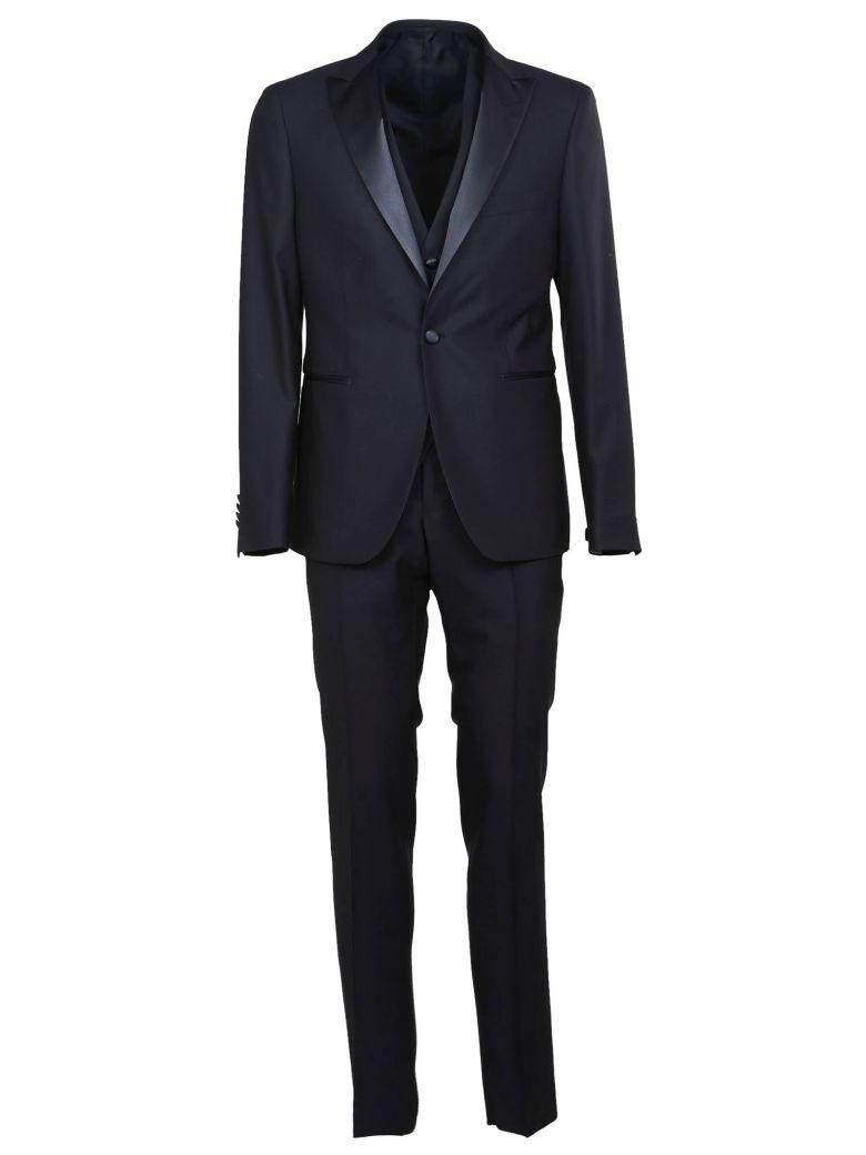 Tagliatore Classic Suit - Black