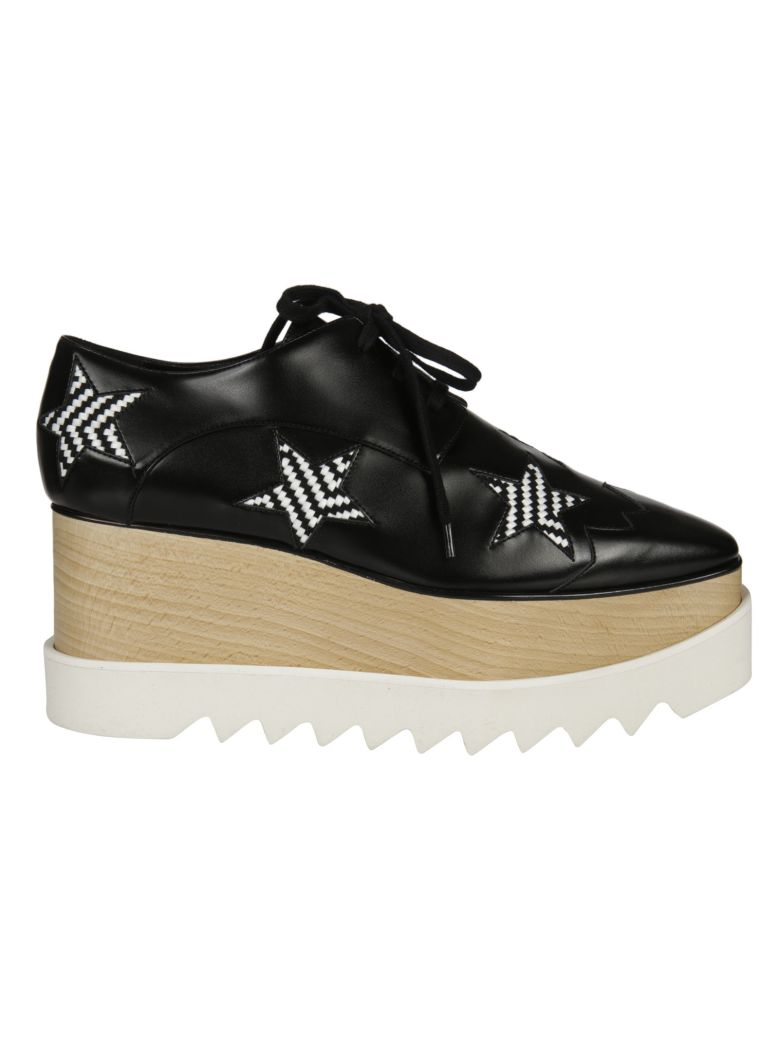 WOMEN'S CLASSIC LACE UP LACED FORMAL SHOES ELYSE STAR OXFORD