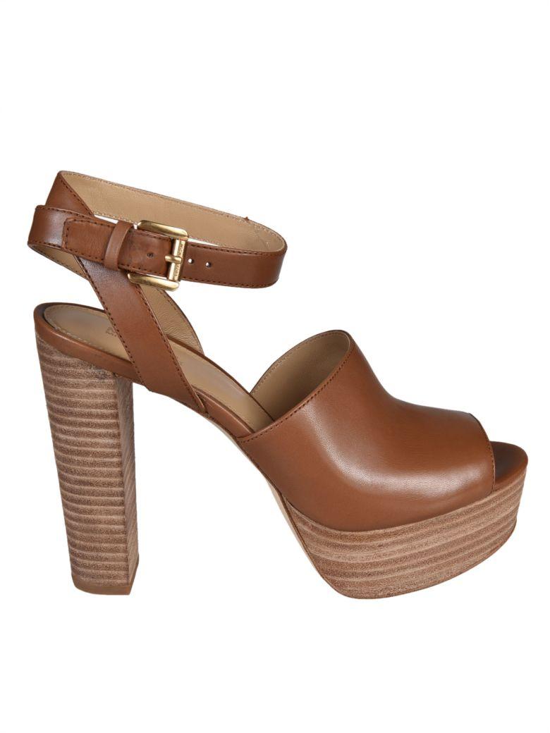 Sandals TRINA with Platform Spring/summer Michael Kors RuM5mSWr