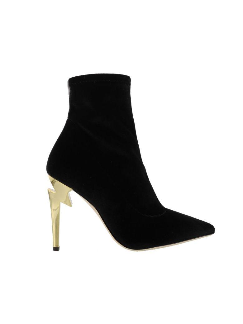 Lucrezia Boots, Black