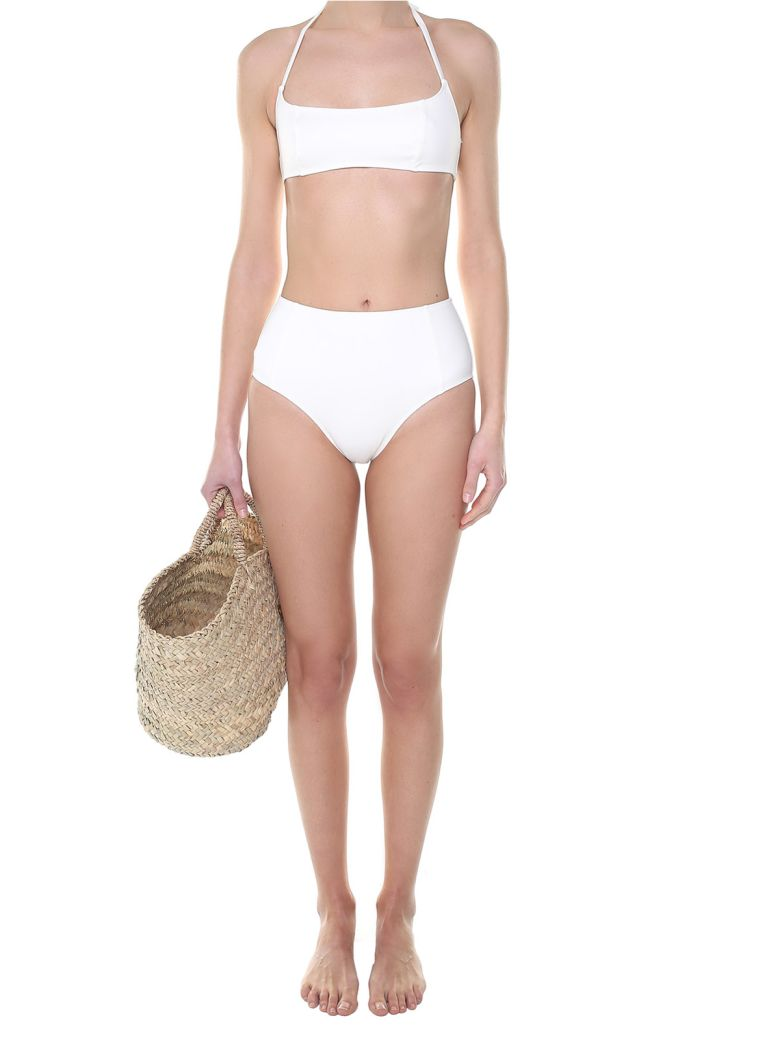 Cheap With Paypal The Jessica high-rise bikini briefs Solid & Striped Discount Largest Supplier Quality Outlet Store 5fuseo2