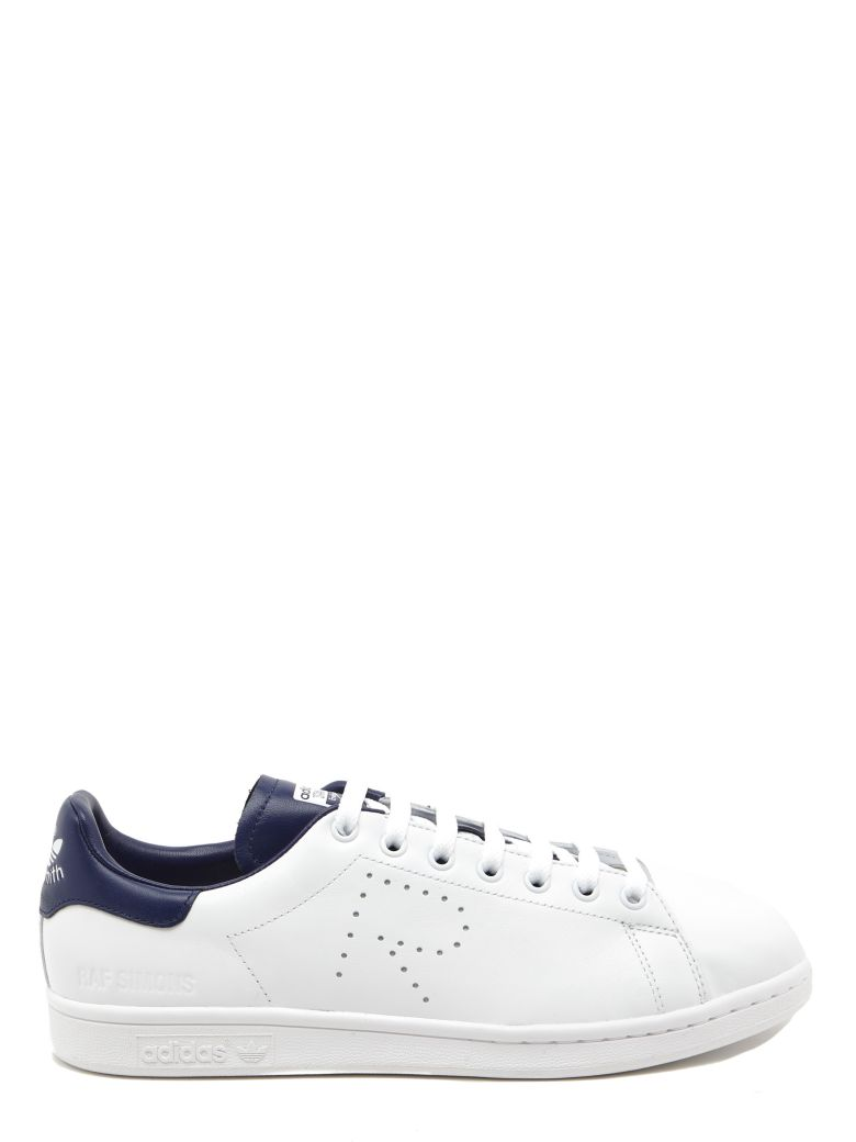 Adidas By Raf Simons Raf Simons For Adidas Women S Stan Smith Leather Lace  Up Sneakers In 1e47469a4